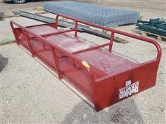 2017 Behlen Mfg 22130101 10' Steel Feed Bunk