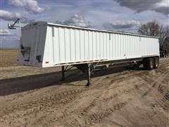 1997 Jet 42GT T/A Hopper Bottom Grain Trailer