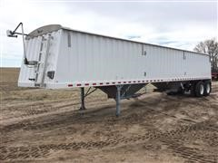2010 Jet GT42 T/A Hopper Bottom Grain Trailer