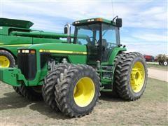 1997 John Deere 8400 MFWD Tractor