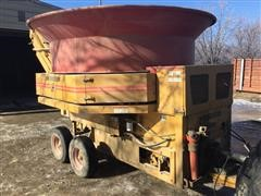 2004 Haybuster H1100 Bale Processor