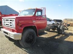 1978 GMC 6500 Cab & Chassis