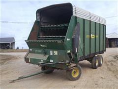 Badger BN1050 Forage Wagon