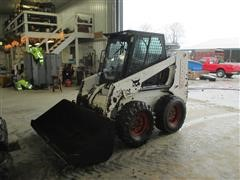 1995 Bobcat 853 Skid Steer