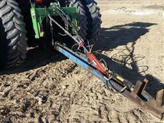 Shop Built Safety Pull Hitch