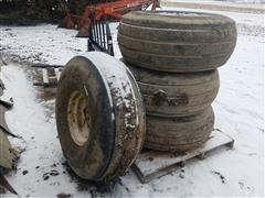 Firestone Farm Implement Tires & Rims