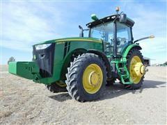 2011 John Deere 8360R MFWD Tractor