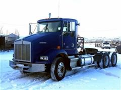 1998 Kenworth T-800 T/A Truck Tractor