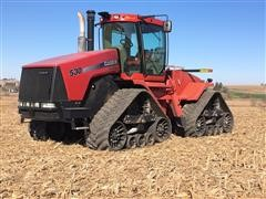 2007 Case IH QuadTrac 530 Tracked Tractor