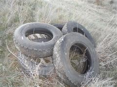 10-R-22.5 Tires
