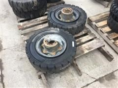 Forklift Tires and Rims