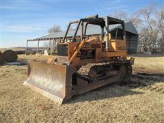 1982 Case 1450B Dozer