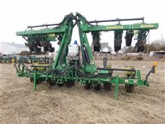 2012 John Deere 1720 Max Emerge XP 3 Point Stack Fold Planter