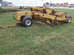 Eversman 600 Soil Mover / Scraper