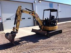 2012 Caterpillar 303.5E Mini-Excavator