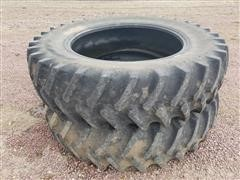 Firestone Radial All Tracton 18.4R42 Tires