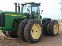 2000 John Deere 9200 4WD Tractor
