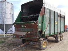 Badger BN950 Forage Wagon