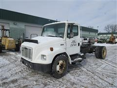 2002 Freightliner FL50 S/A Cab & Chassis
