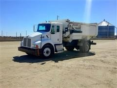 2002 Kenworth T300 S/A Feed Truck