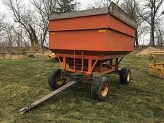 Gravity Box Wagon