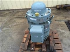 G.E High Efficiency Vertical AC Motor