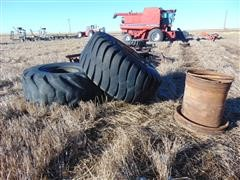 Wheel Loader Tires and Rims