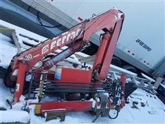 Ferrari 530 A2 Knuckle Boom Crane