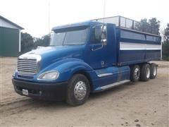 2006 Freightliner Columbia 120 Tri/A Dump Truck