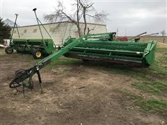 John Deere 1600 Pull Type Windrower